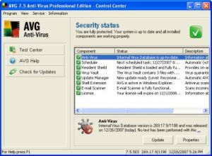 Download AVG Anti-Virus Pro for free - Download Squad