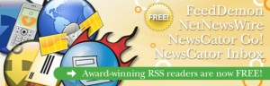 NewsGator - The RSS Company