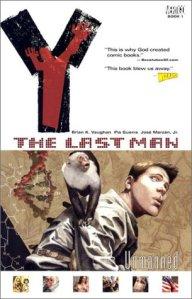Y: The Last Man Vol. 1: Unmanned