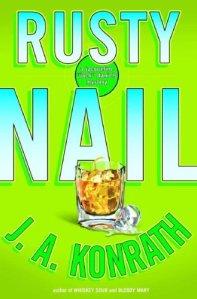 RUSTY NAIL (Jack Daniels Mysteries)